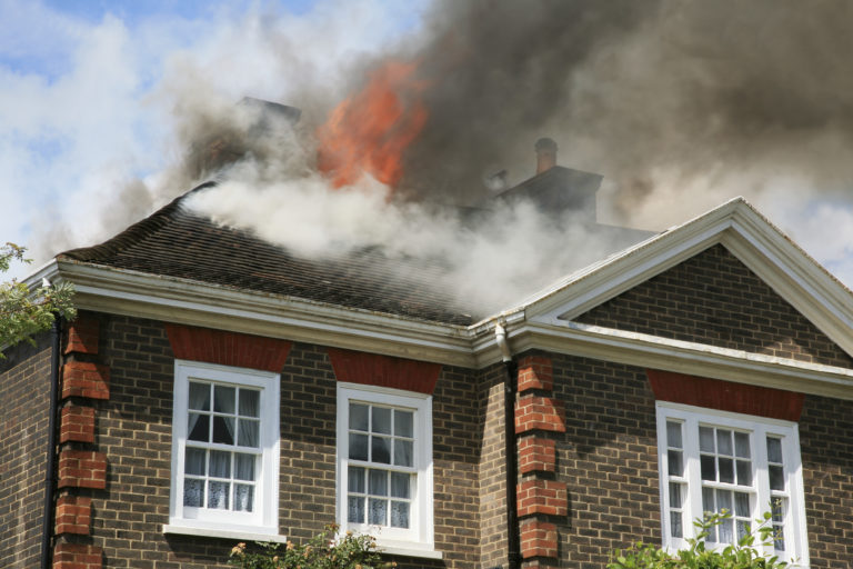 How to Reduce Fire Risk in a Period Property