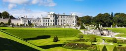 Powerscourt Gardens - Historic House Conferences explores estate gardens in Irelandence touthcuoHh