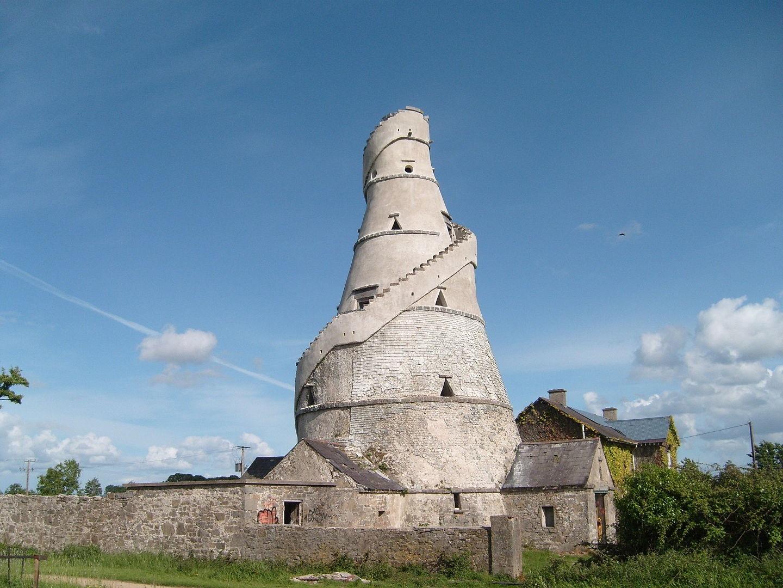 The Wonderful Barn Castletown Houseon a