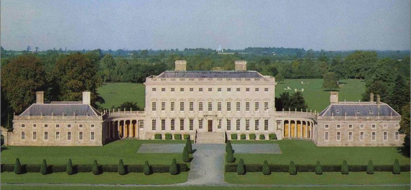 Castletown House Ireland - Wikicommons Diggingspace
